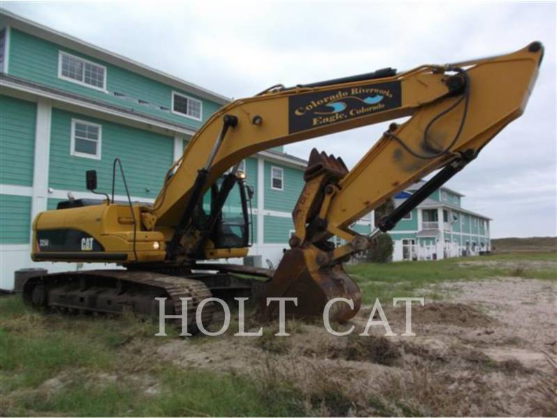 CATERPILLAR TRACK EXCAVATORS 325DL equipment  photo 2