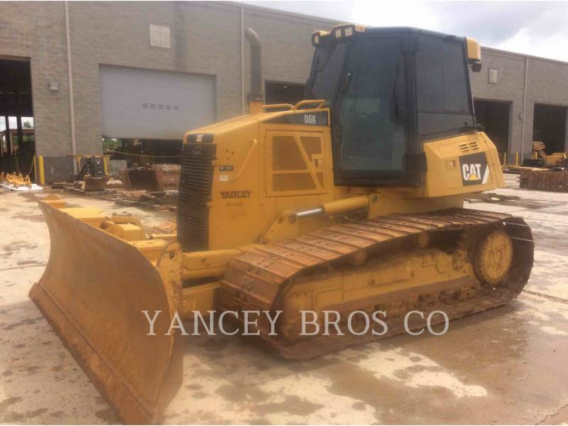 CATERPILLAR TRACK TYPE TRACTORS D6K LGP equipment  photo 6