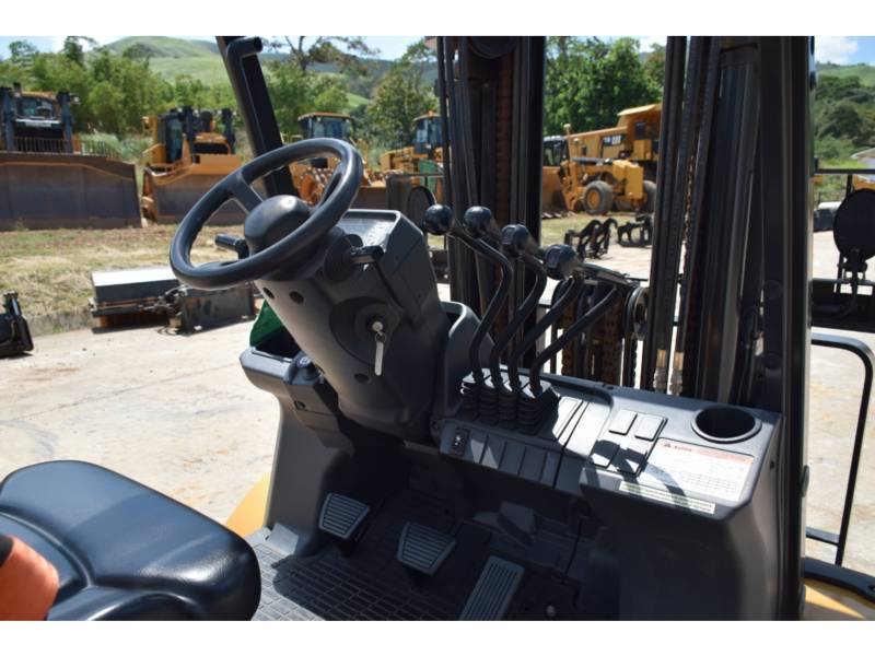 CATERPILLAR FORKLIFTS DP40NM1 equipment  photo 9