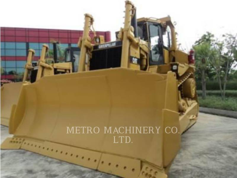 CATERPILLAR ブルドーザ D8L equipment  photo 1
