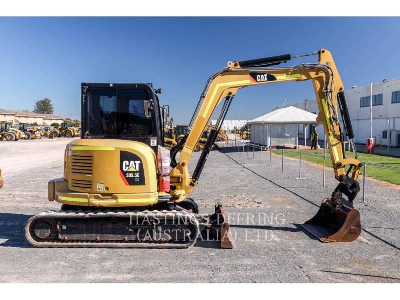 CATERPILLAR トラック油圧ショベル 305.5E C2 equipment  photo 4