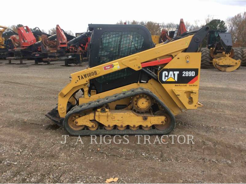 CATERPILLAR SKID STEER LOADERS 289D AH equipment  photo 3