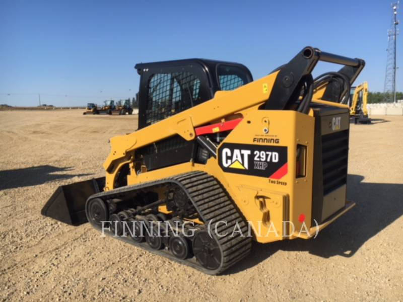 CATERPILLAR PALE CINGOLATE MULTI TERRAIN 297DXHP equipment  photo 4