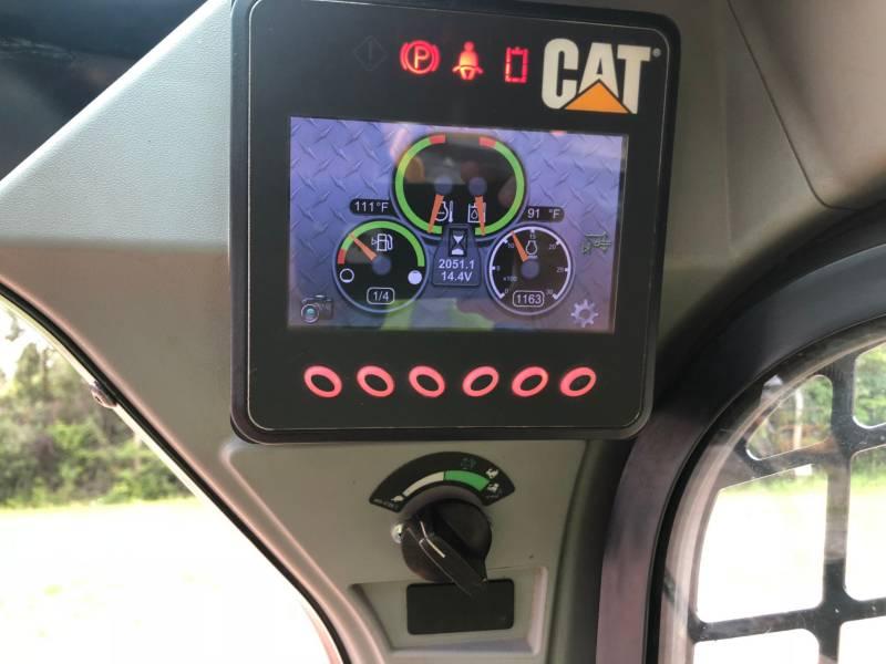 CATERPILLAR SKID STEER LOADERS 262 D equipment  photo 23