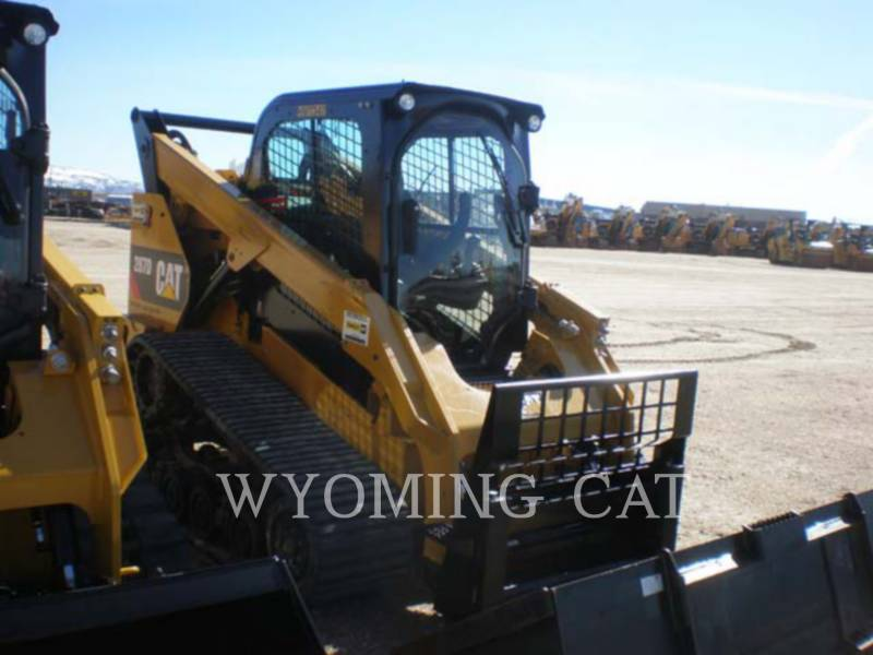 CATERPILLAR SKID STEER LOADERS 287D equipment  photo 3