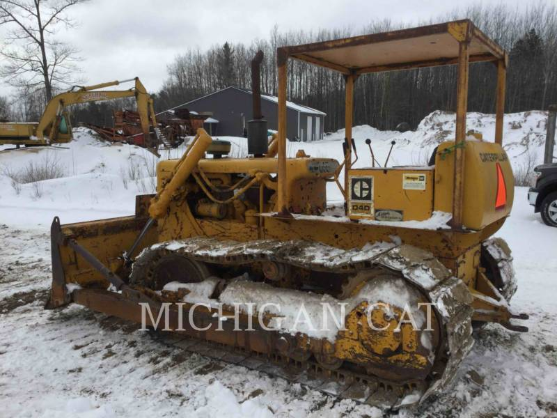 CATERPILLAR TRACTORES DE CADENAS D4D equipment  photo 4