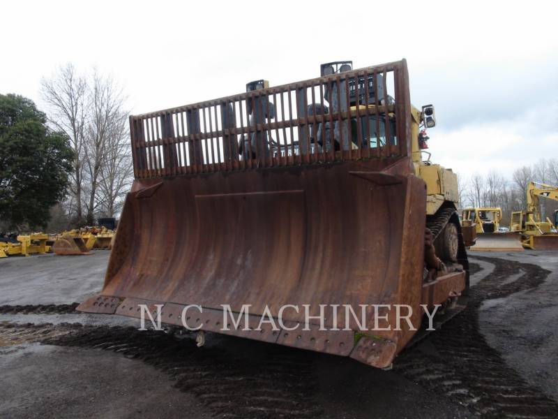 CATERPILLAR TRACK TYPE TRACTORS D9R DS equipment  photo 4