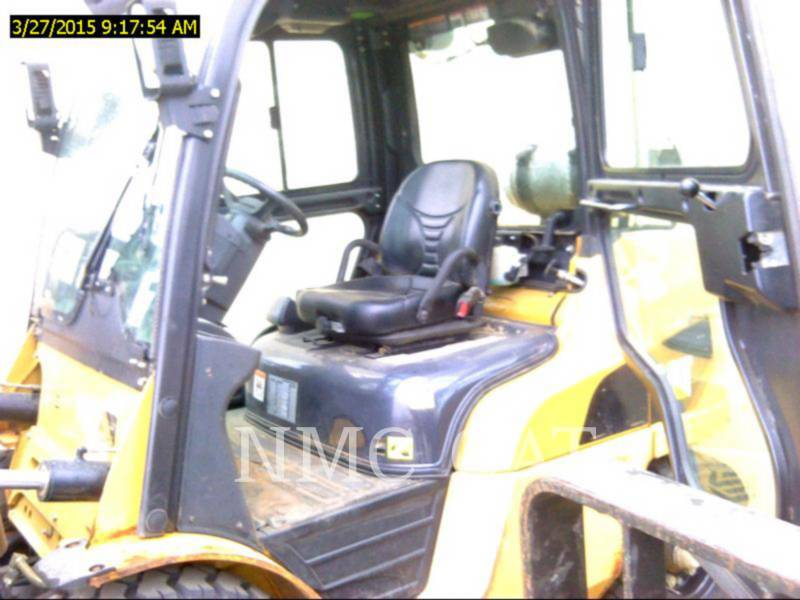 CATERPILLAR LIFT TRUCKS FORKLIFTS P8000_MC equipment  photo 4