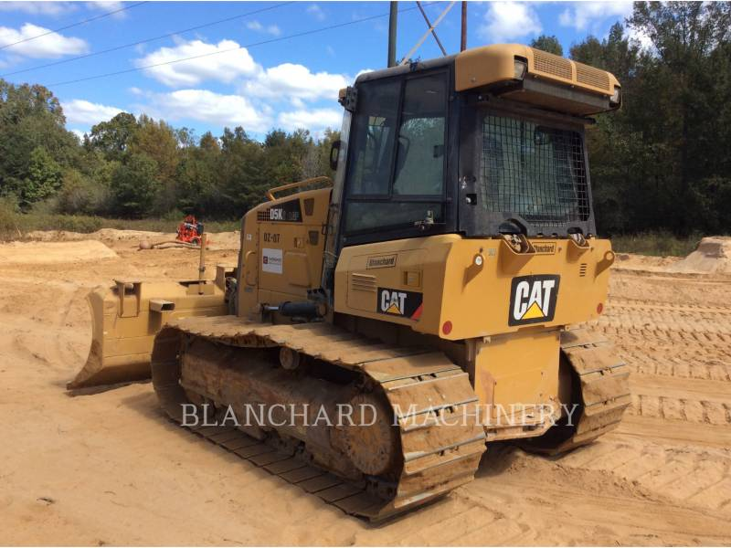 CATERPILLAR KETTENDOZER D5K2 LGP equipment  photo 4