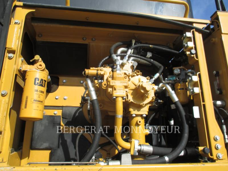 CATERPILLAR KETTEN-HYDRAULIKBAGGER 345D equipment  photo 11