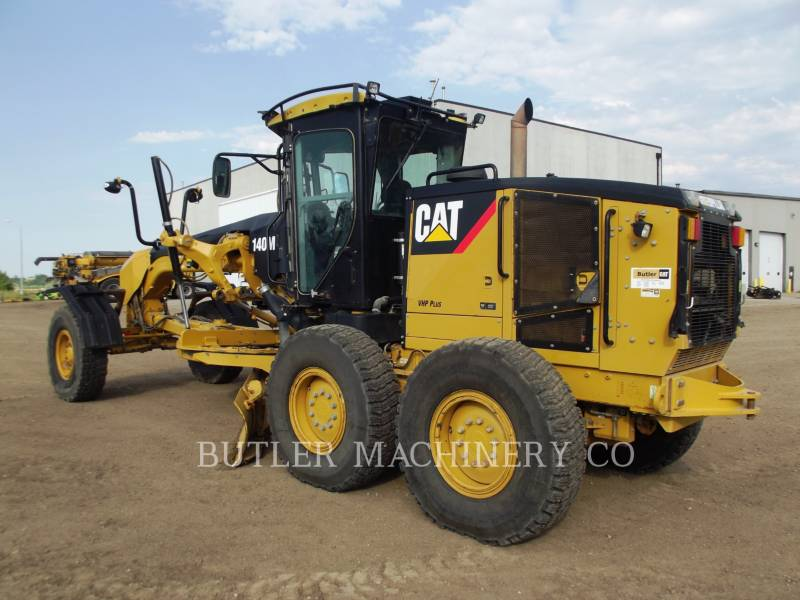 Caterpillar AUTOGREDERE 140M equipment  photo 3