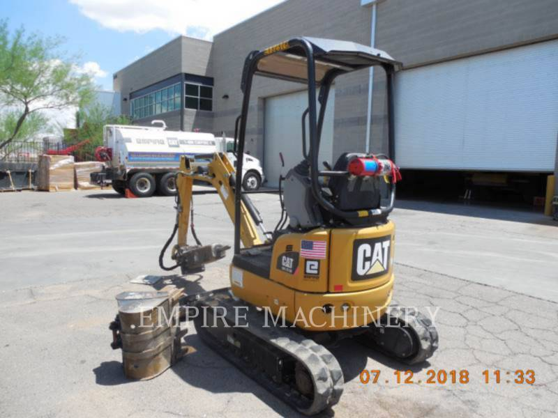 CATERPILLAR TRACK EXCAVATORS 301.7DCR equipment  photo 3