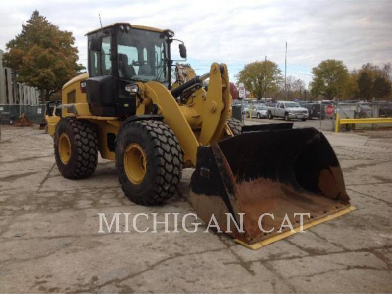 CATERPILLAR WHEEL LOADERS/INTEGRATED TOOLCARRIERS 930K 3Q equipment  photo 2