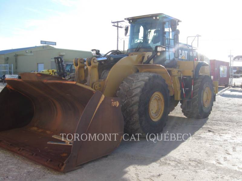 CAT TRADE-IN WHEEL LOADERS/INTEGRATED TOOLCARRIERS 980M equipment  photo 2