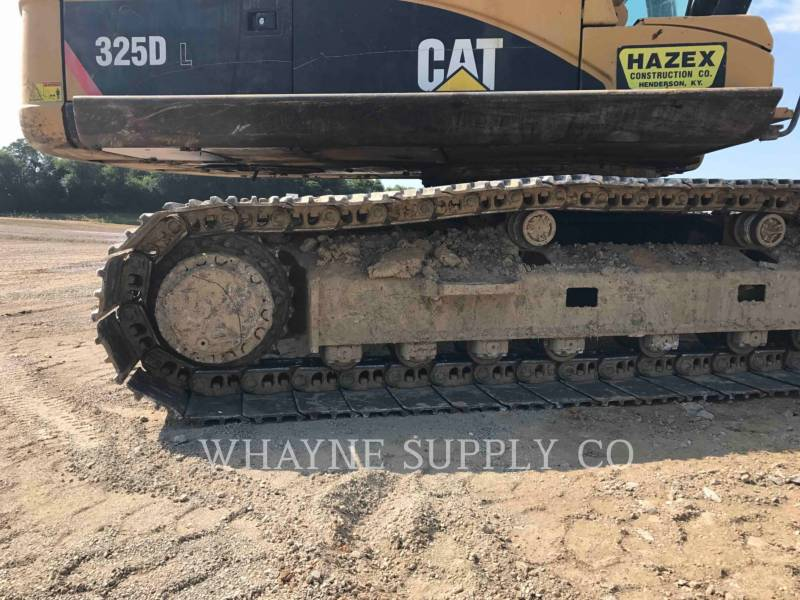 CATERPILLAR TRACK EXCAVATORS 325DL equipment  photo 10