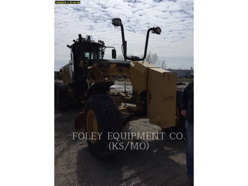 CATERPILLAR MOTONIVELADORAS 140M3AWD equipment  photo 2