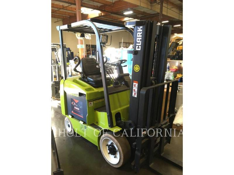 CLARK FORKLIFTS ECX25 equipment  photo 2