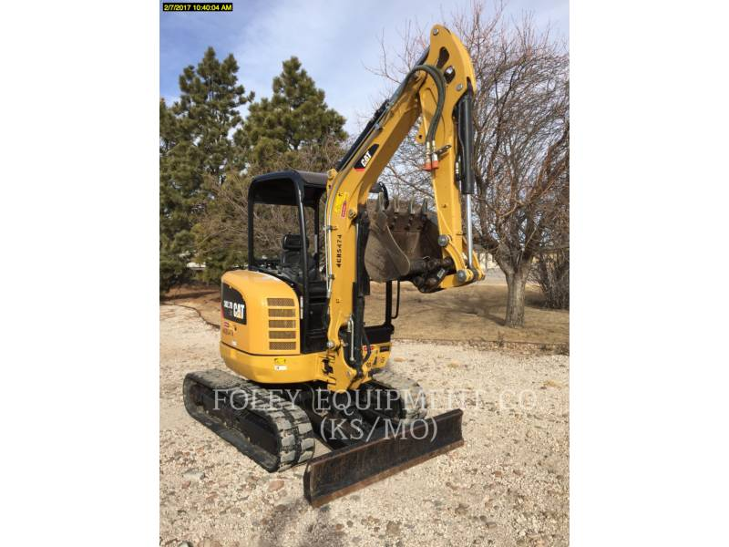 CATERPILLAR TRACK EXCAVATORS 302.7DCRLO equipment  photo 1