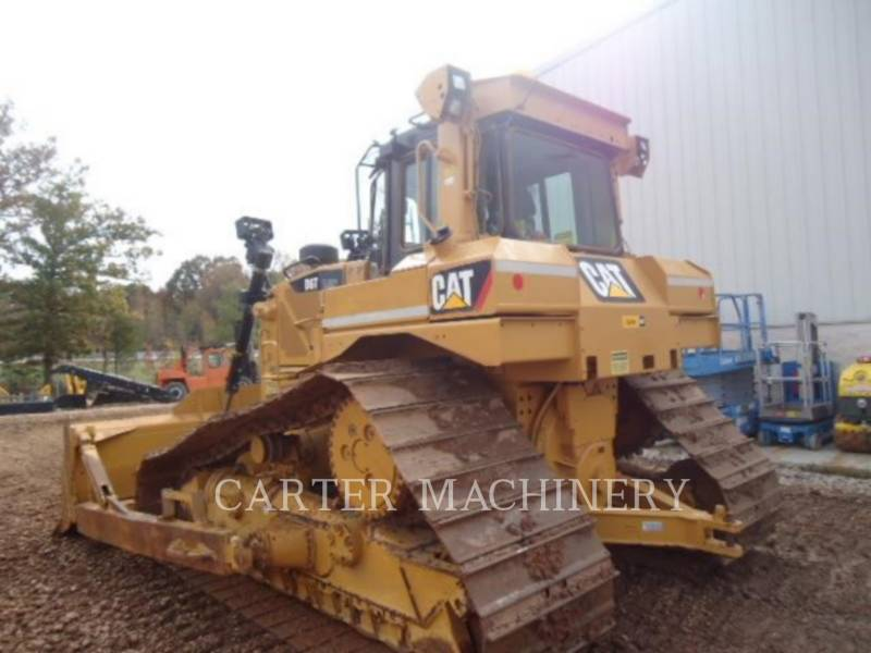 CATERPILLAR CIĄGNIKI GĄSIENICOWE D6TLGP equipment  photo 9