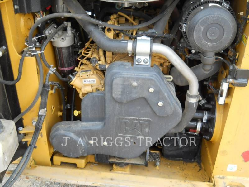 CATERPILLAR DELTALADER 249D equipment  photo 16