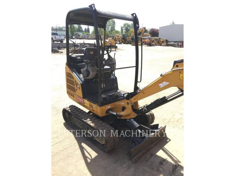 CATERPILLAR TRACK EXCAVATORS 301.7D equipment  photo 3