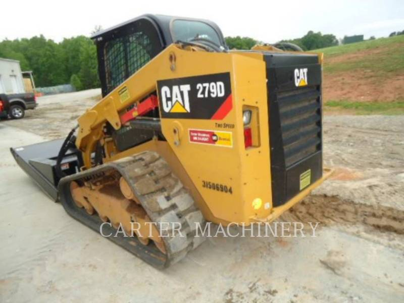 CATERPILLAR MINICARGADORAS 279D AC equipment  photo 4