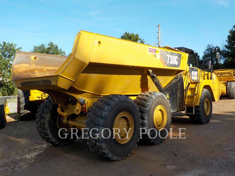 CATERPILLAR ARTICULATED TRUCKS 730C equipment  photo 9