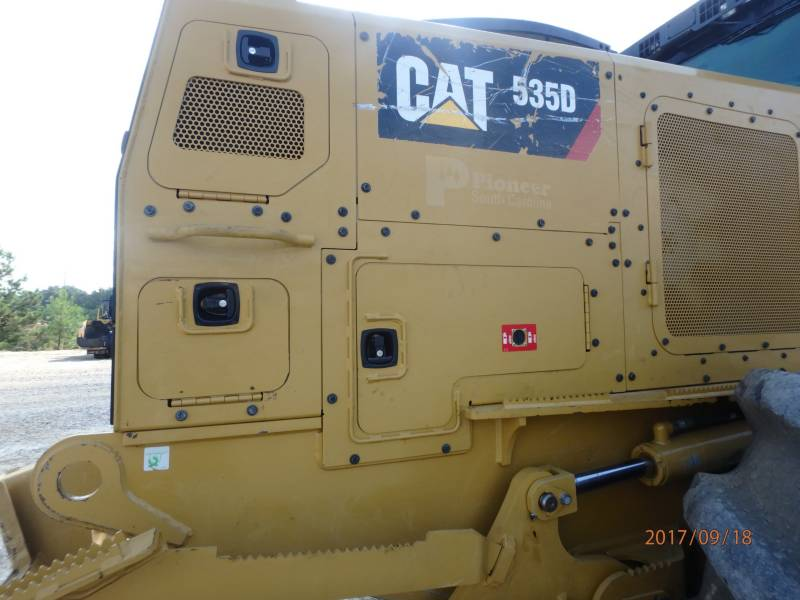 CATERPILLAR EXPLOITATION FORESTIÈRE - DÉBARDEURS 535D equipment  photo 24