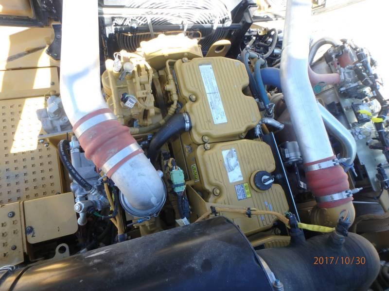 Caterpillar CAMIOANE ARTICULATE 745C equipment  photo 9