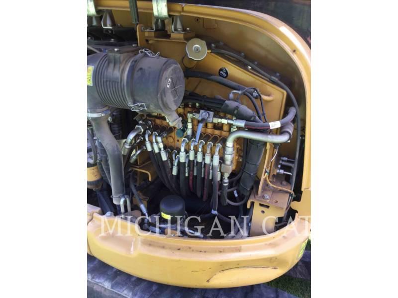 CATERPILLAR TRACK EXCAVATORS 303.5ECR A equipment  photo 12