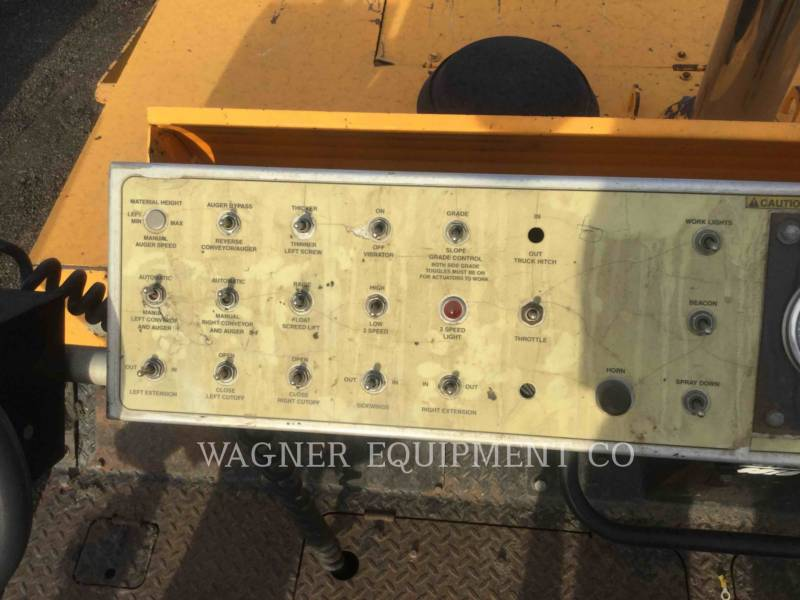 LEE-BOY FINISSEURS L8816 T equipment  photo 11
