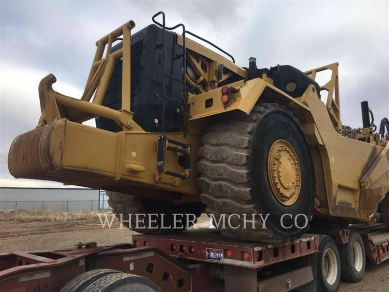 CATERPILLAR WHEEL TRACTOR SCRAPERS 627H equipment  photo 3