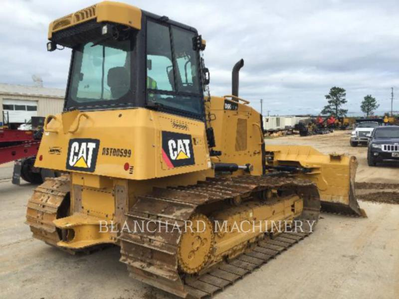 CATERPILLAR TRACK TYPE TRACTORS D6K2 L1AN equipment  photo 4