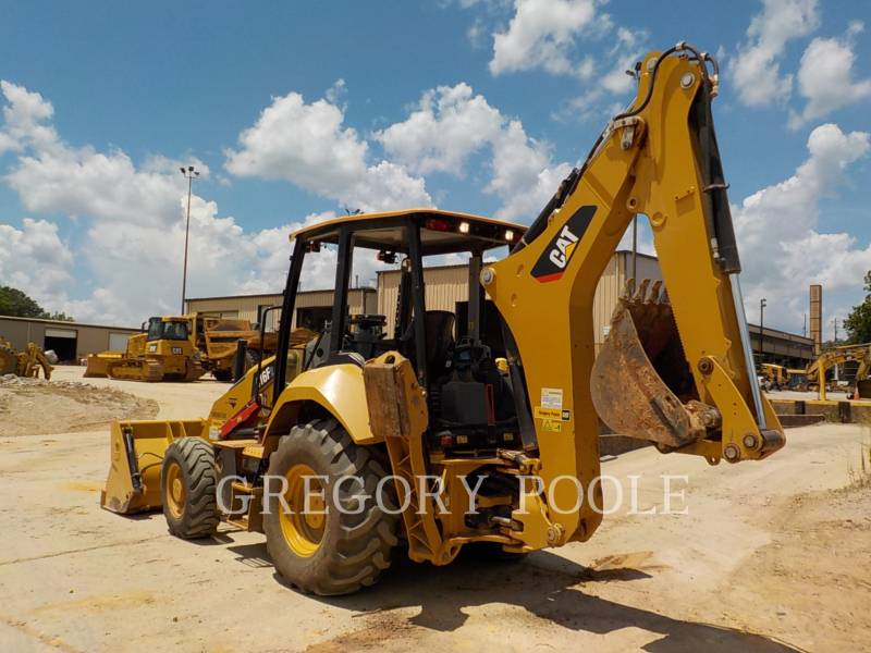 CATERPILLAR RETROEXCAVADORAS CARGADORAS 416F equipment  photo 7