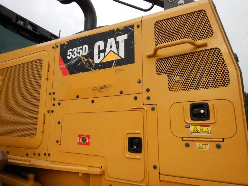 CATERPILLAR FORSTWIRTSCHAFT - HOLZRÜCKER 535D equipment  photo 17