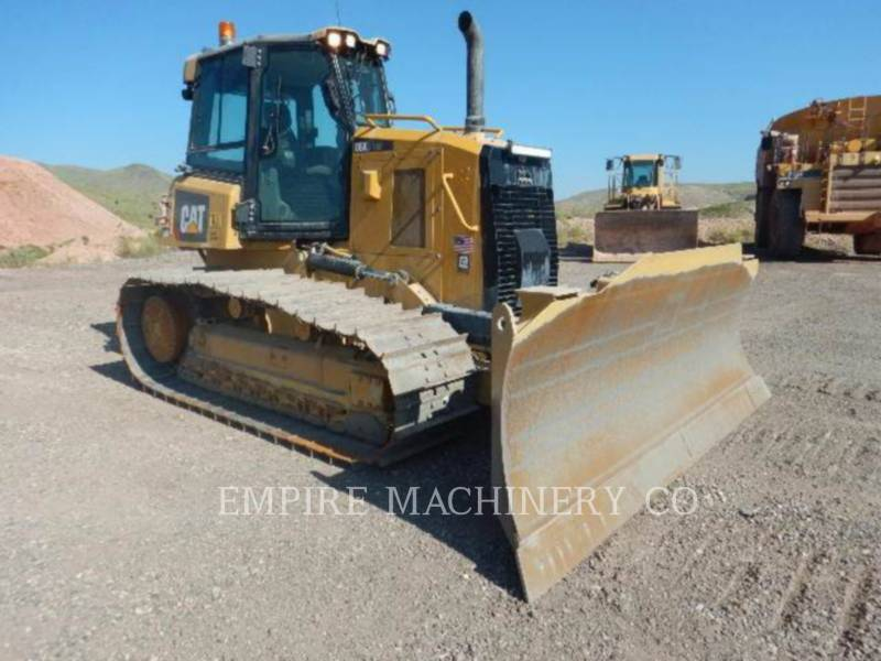 CATERPILLAR CIĄGNIKI GĄSIENICOWE D6K2 LGP equipment  photo 4