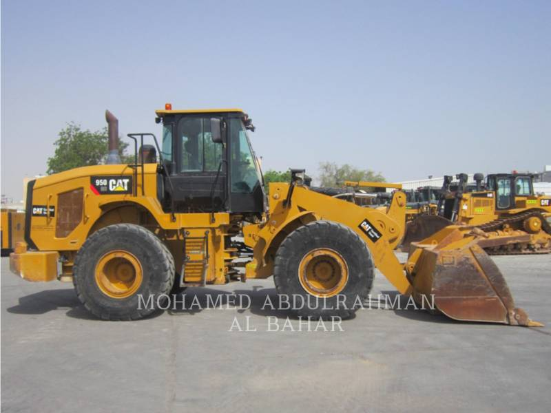 CATERPILLAR WHEEL LOADERS/INTEGRATED TOOLCARRIERS 950GC equipment  photo 6