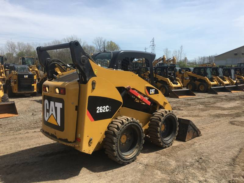 CATERPILLAR SKID STEER LOADERS 262C2 equipment  photo 5