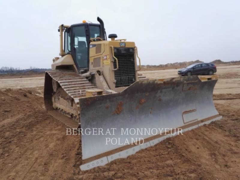 CATERPILLAR TRACTEURS SUR CHAINES D6N LGP equipment  photo 3