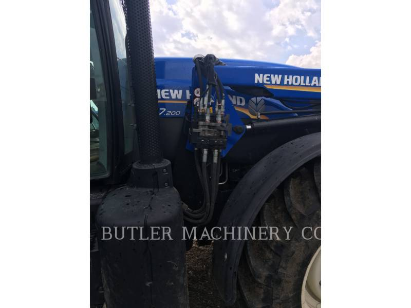 FORD / NEW HOLLAND TRATORES AGRÍCOLAS T7.200 equipment  photo 4