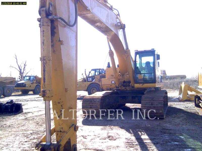 CATERPILLAR KETTEN-HYDRAULIKBAGGER 345CL equipment  photo 6