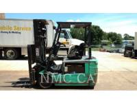 Equipment photo MITSUBISHI FORKLIFTS FB20NT_MT ELEVATOARE CU FURCĂ 1