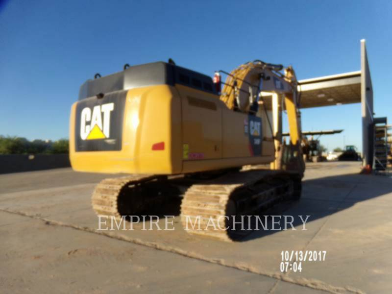 CATERPILLAR EXCAVADORAS DE CADENAS 349FL equipment  photo 2