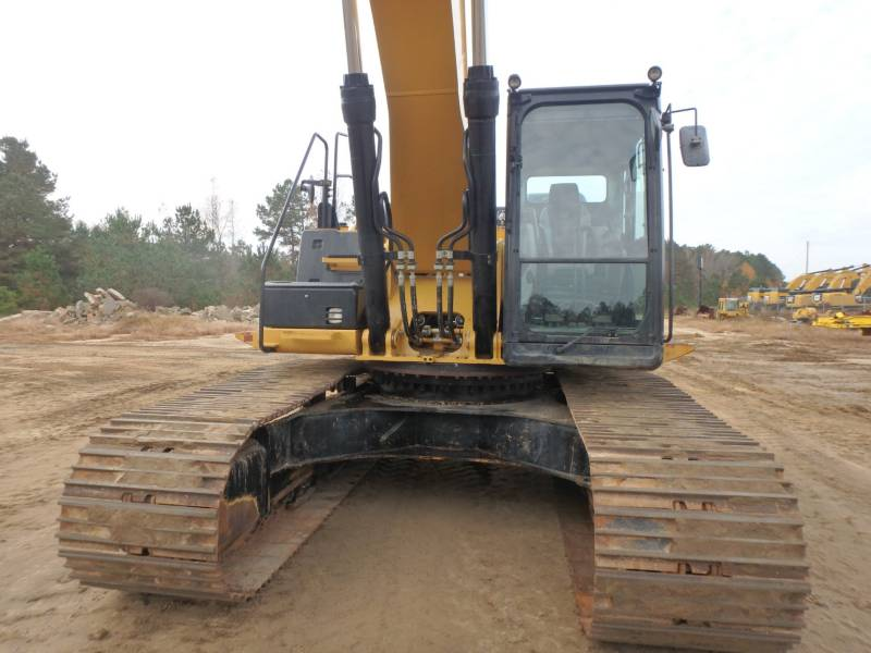 CATERPILLAR TRACK EXCAVATORS 336EL equipment  photo 6