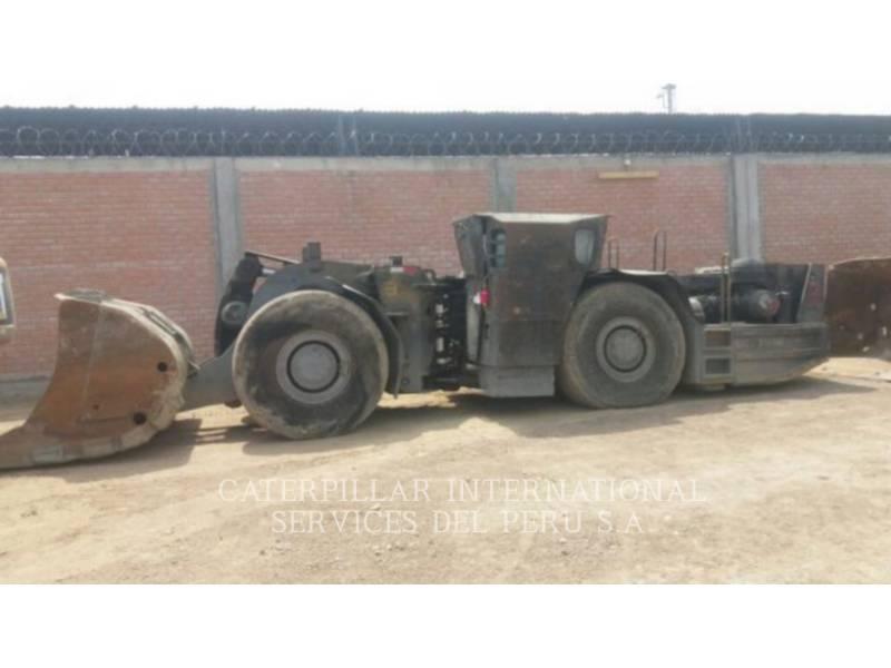 CATERPILLAR UNDERGROUND MINING LOADER R1600H equipment  photo 2