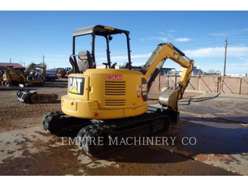 CATERPILLAR TRACK EXCAVATORS 305.5E2CRT equipment  photo 2