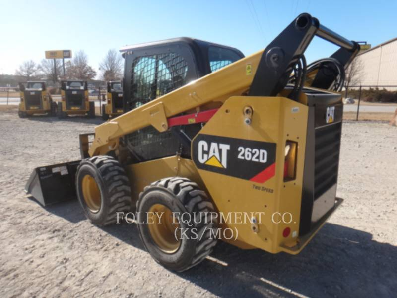 CATERPILLAR MINICARGADORAS 262DSTD2CA equipment  photo 4