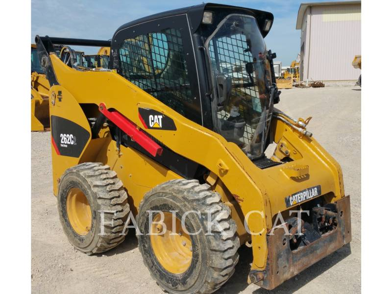 CATERPILLAR MINICARREGADEIRAS 262C2 C3 equipment  photo 3