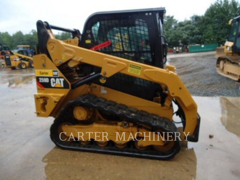 CATERPILLAR 多地形装载机 259D equipment  photo 1