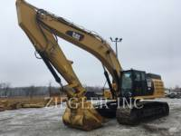 Equipment photo CATERPILLAR 349FH2R TRACK EXCAVATORS 1